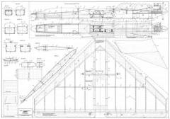 Lanzet model airplane plan