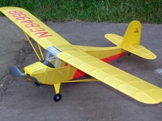 Aeronca Champion model airplane plan