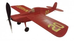 Buster model airplane plan