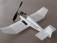 Bebe Jodel model airplane plan