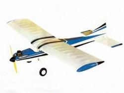 Hustler Mk II model airplane plan