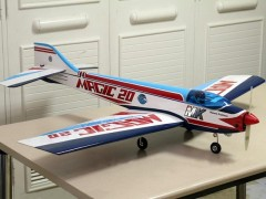 Magic 20 model airplane plan