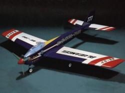 Blue Angel 40-SR model airplane plan
