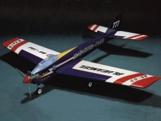 Blue Angel 40-SR model airplane plan