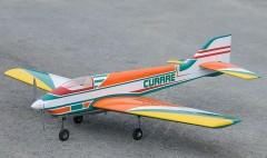 Curare model airplane plan