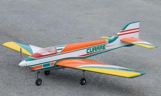 Curare model airplane plan