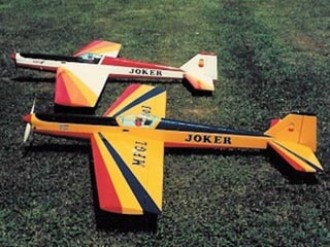 Joker 25 model airplane plan