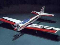 Thunderbird 40 MK model airplane plan