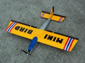 Mini Bird model airplane plan