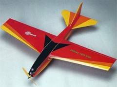 Mach Mini model airplane plan