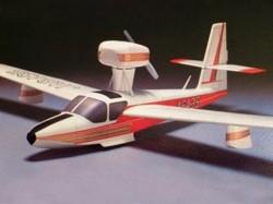 Lake Buccaneer model airplane plan