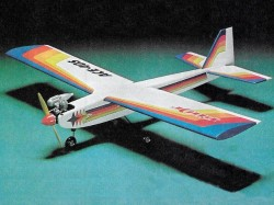 Ace 40S model airplane plan