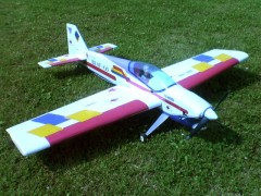 Beat On 50K model airplane plan