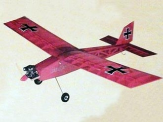 Das Box Fly 15H model airplane plan