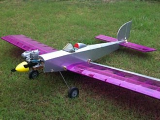 Das Box Fly 20L model airplane plan