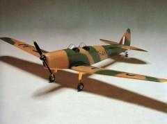 D.H Moth Minor model airplane plan