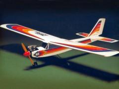 Ace 20-H model airplane plan