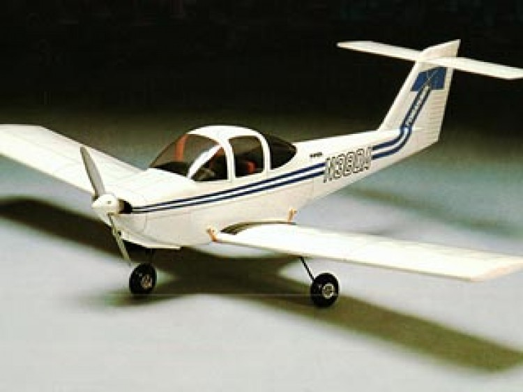 Piper Tomahawk-20 model airplane plan