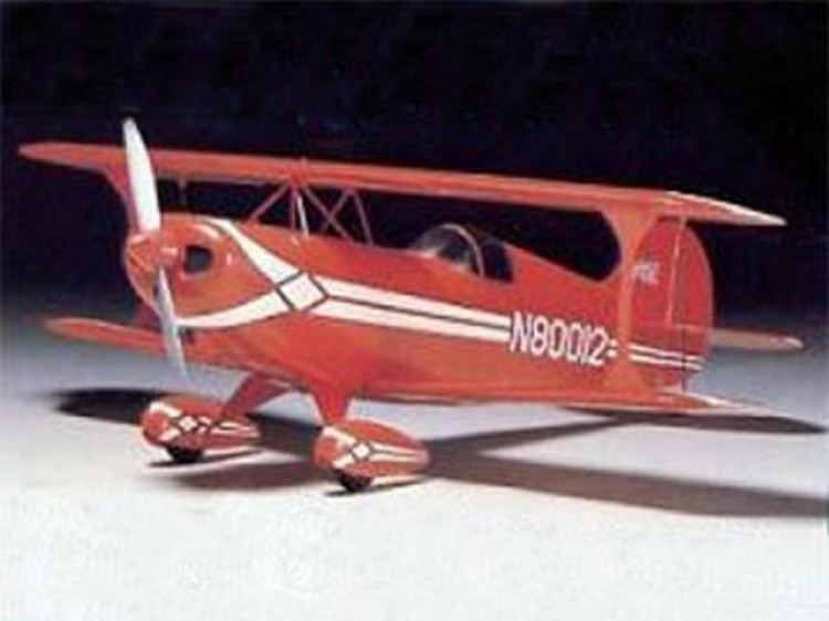 Pitts S-2a 10 model airplane plan
