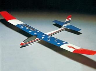 Q.B. 1800 model airplane plan