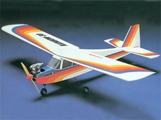Pilot QB Rainbow 30 model airplane plan