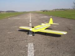 Sky Loop 404 model airplane plan