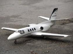 Cessna 500 model airplane plan
