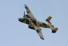 B-25 Mitchell model airplane plan