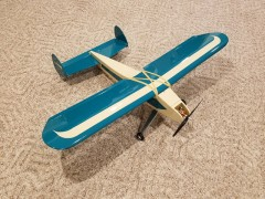 Mini Bee model airplane plan