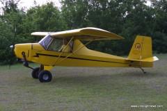 J-3 Kitten model airplane plan