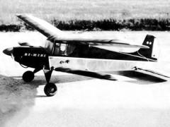 Bi Mini model airplane plan