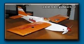 Chico model airplane plan
