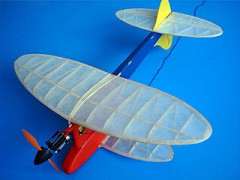 Momo model airplane plan