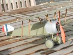 Sopwith Camel model airplane plan