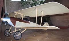 Bellanca Light Tractor model airplane plan