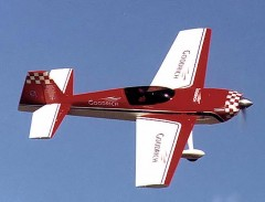 Little Extra V2(a) model airplane plan
