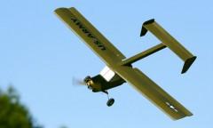 Boeing L-15 Scout model airplane plan