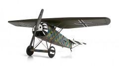 FOKKER D.VIII model airplane plan