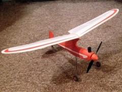 Dwarf 1S Micro model airplane plan