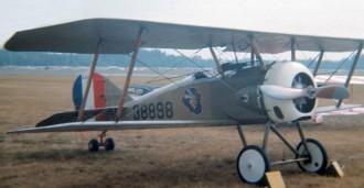 Thomas - Morce  4C model airplane plan