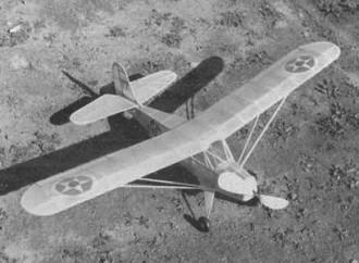 Aeronca model airplane plan