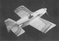 BD-8 model airplane plan