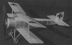 Euler D2 model airplane plan