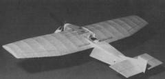 Farman 1000 model airplane plan