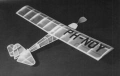 Hollandair Libel model airplane plan