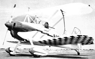 Little Toot model airplane plan