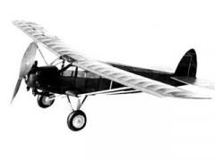 Verville Air Coach model airplane plan