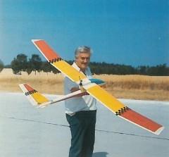 Amadeus model airplane plan