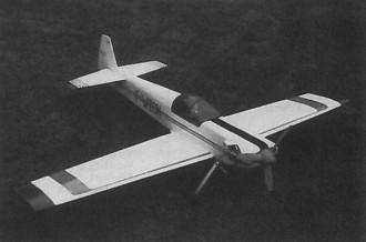 Cap 21 model airplane plan
