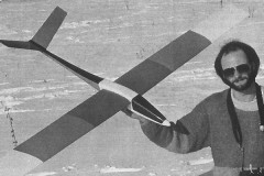 Colours S2 model airplane plan
